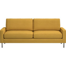 central sunflower sofa