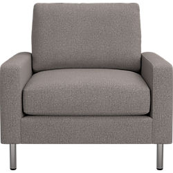 Central Grey Chair