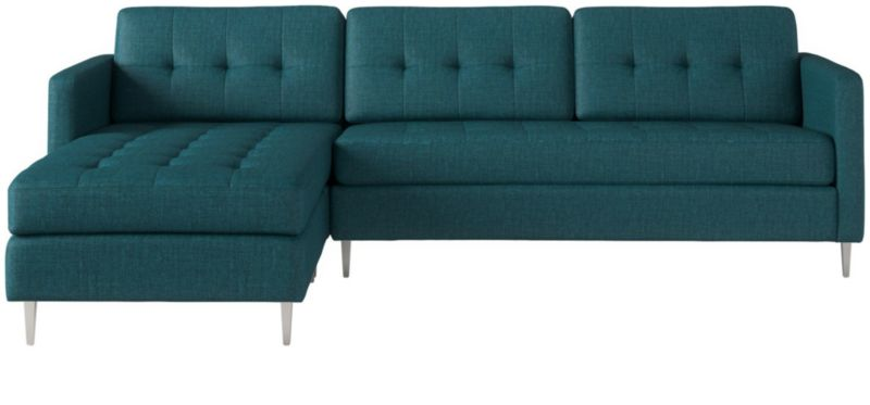 Cb2 sofa for Cb2 leather sectional
