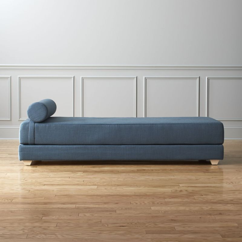 lubi turquoise sleeper daybed - Modern Daybed