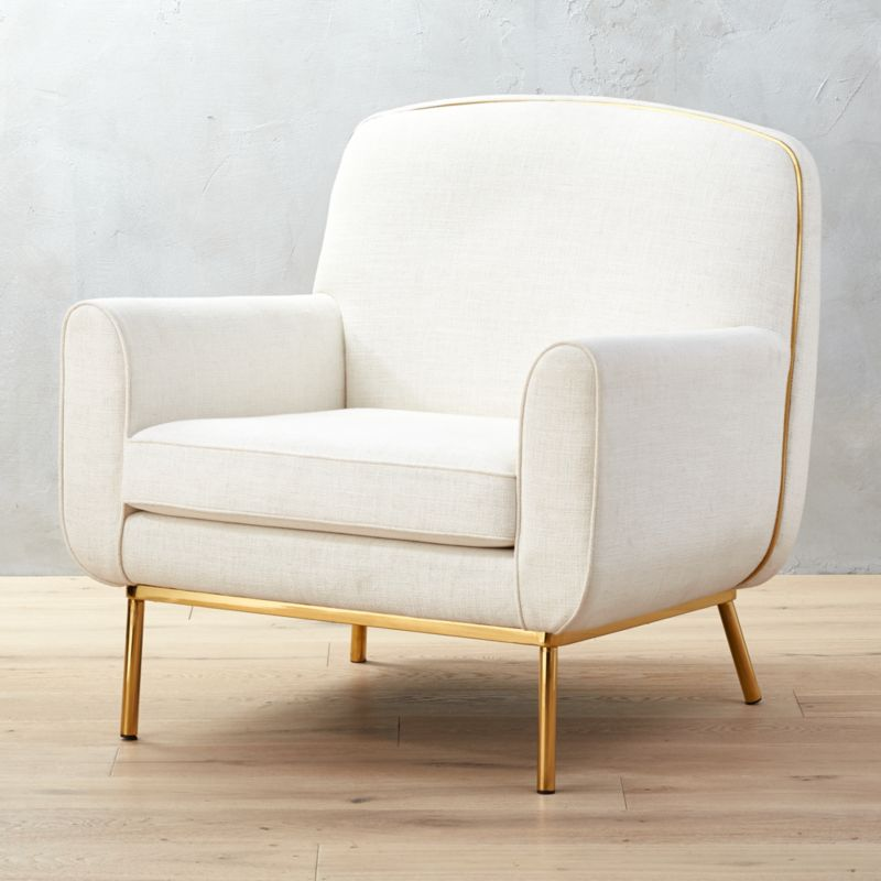 Modern Arm Chair contemporary and modern chairs: accent and armchair | cb2