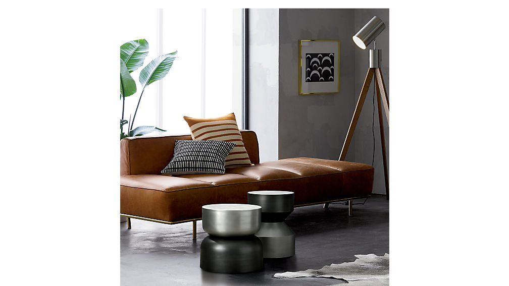 silo short side table
