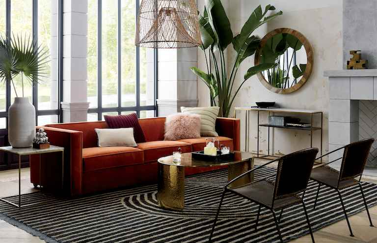 Modern Living Room Ideas | CB2