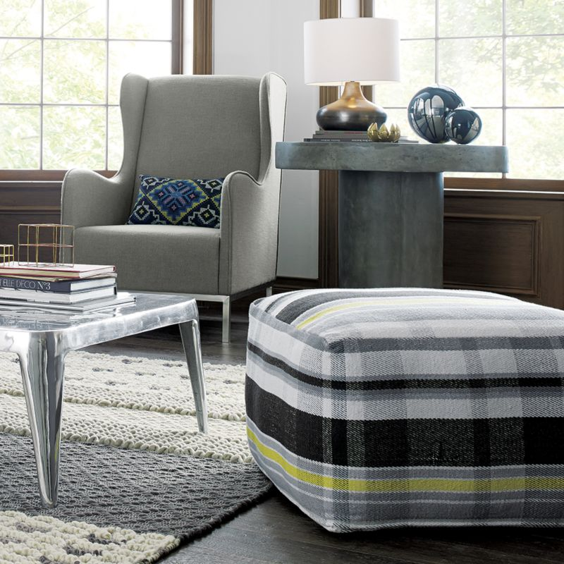 Trend Menswear Inspired Furniture Amp Decor The Cb2 Blog