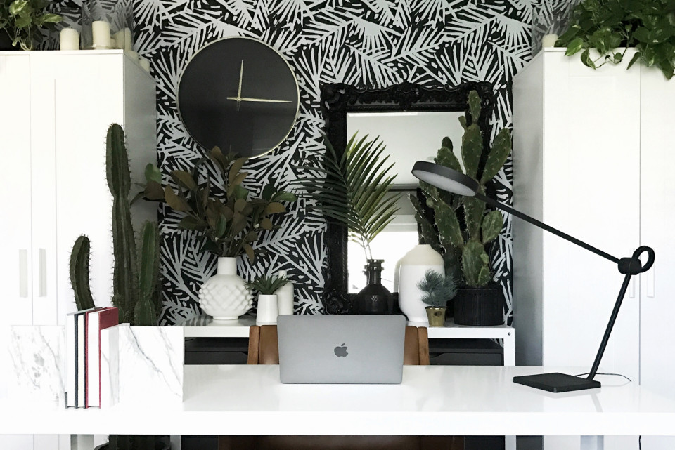 Tips for Decorating with Faux Plants - CB2 Idea Central