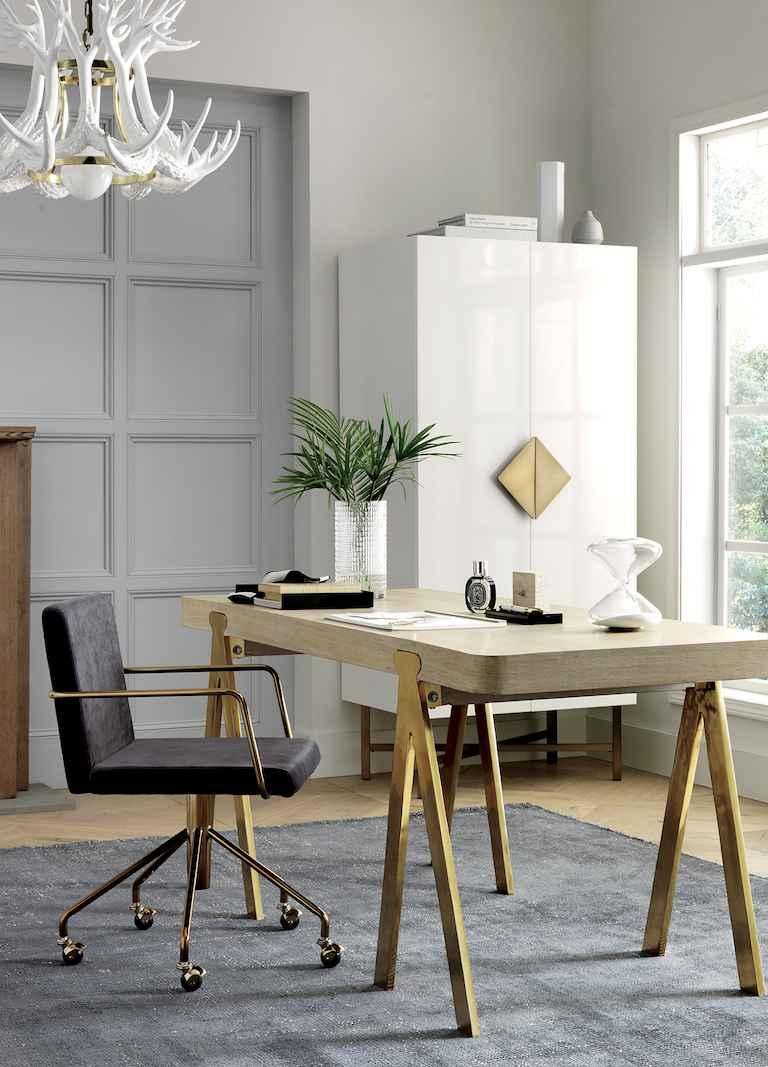 Study Room Glass: Modern Home Office Ideas