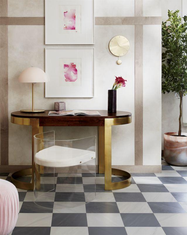 octavia office room tours & Modern Home Office Ideas | CB2
