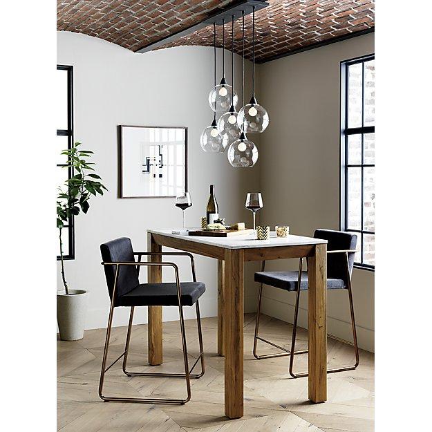 firefly dining room pendant light in pendant lights + Reviews | CB2
