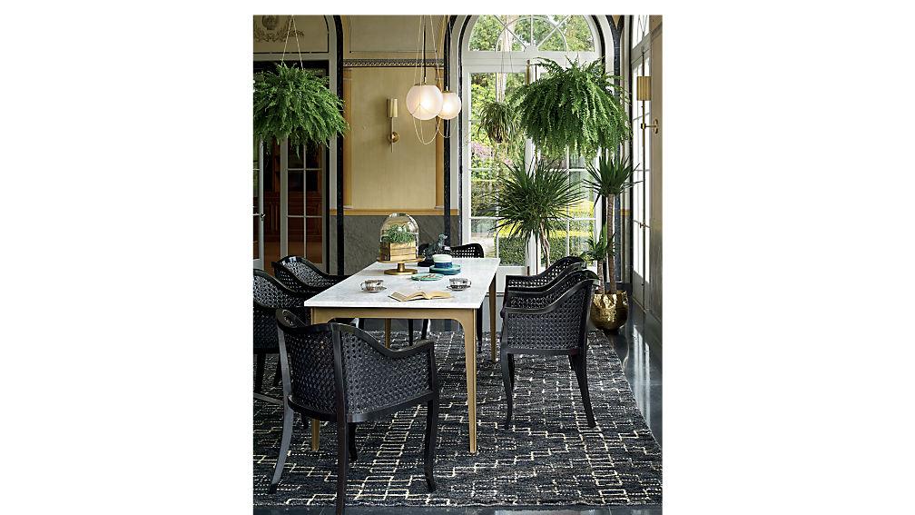 "paradigm 80"" dining table"