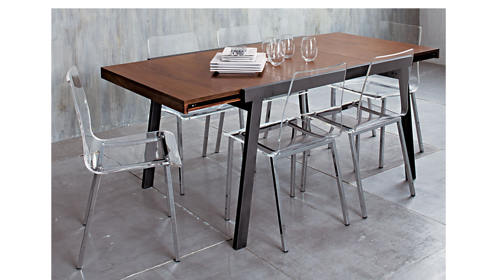 Vapor Acrylic Chair Reviews Cb2
