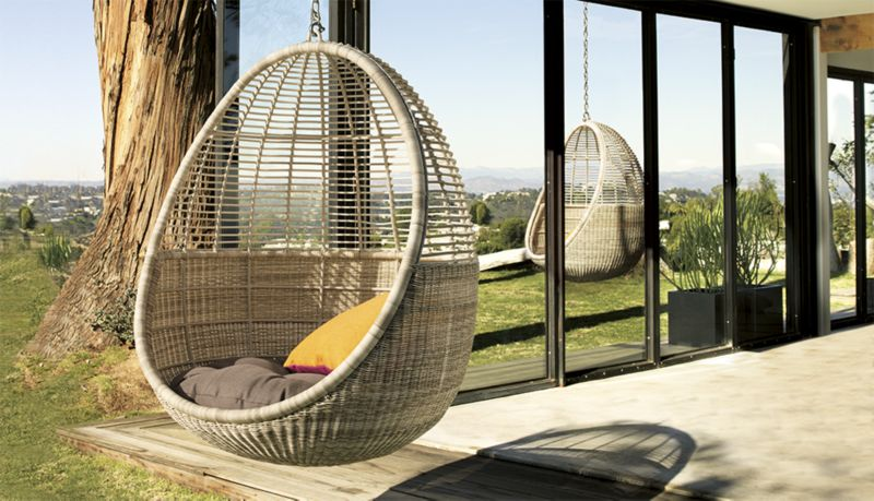 Genial Pod Hanging Chair