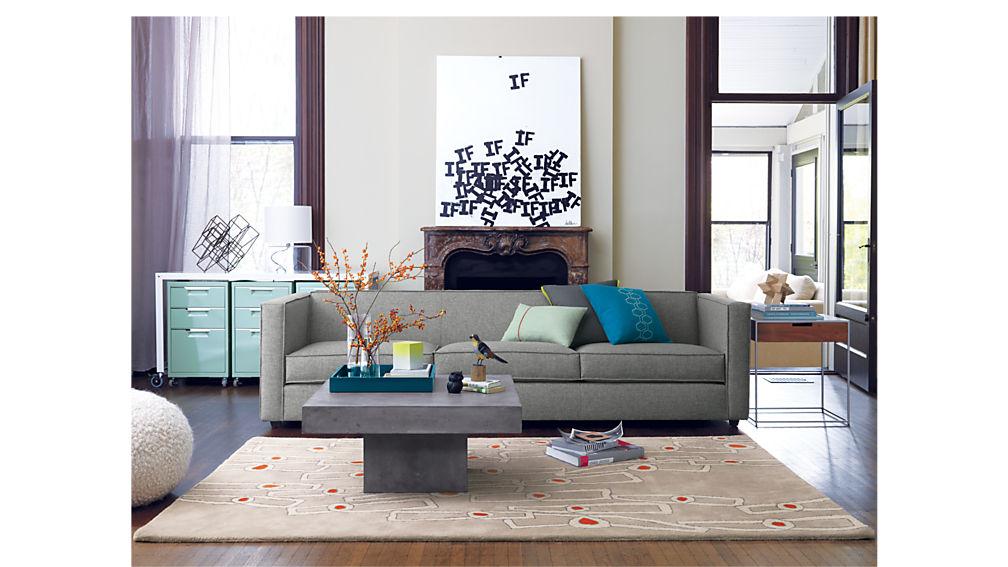 club 3-seater sofa | CB2