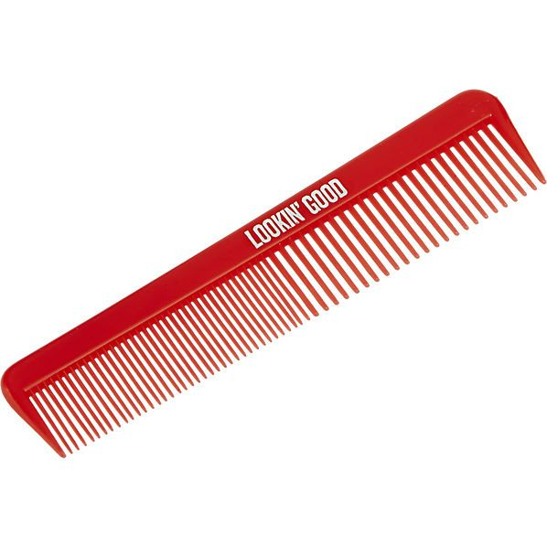 Lookin' good red comb