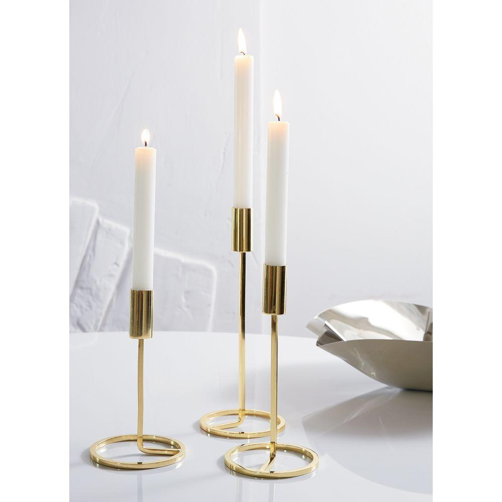 Online Designer Bedroom 3-piece roundabout taper candle holder set