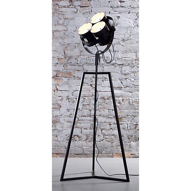 Signal Floor Lamp In Floor Lamps Reviews Cb2