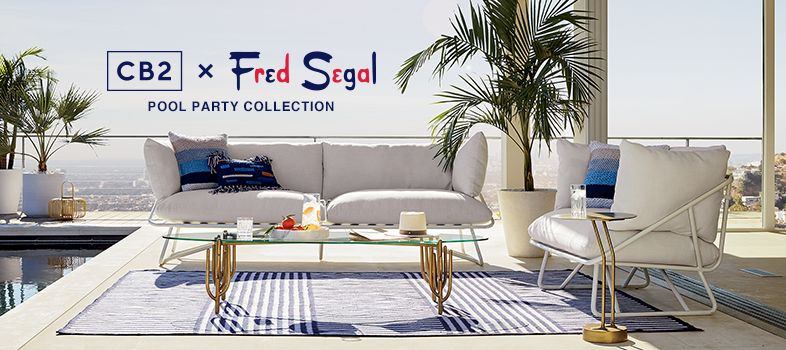 Exceptional Cb2 X Fred Segal