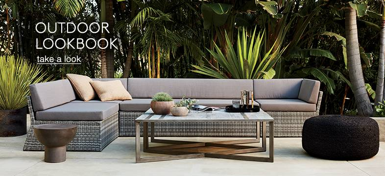 Outdoor Collection Cb2 Home Furniture
