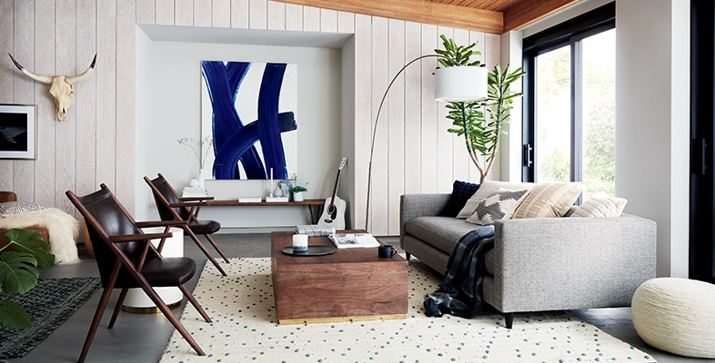 California Casual Living Room Furniture | CB2