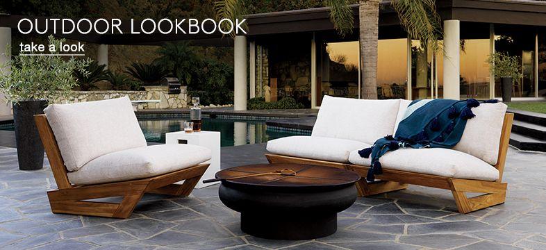 unique outdoor furniture and decor cb2 rh cb2 com outdoor living furniture sets outdoor living furniture stores