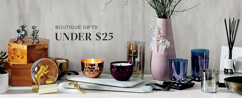 view all holiday gifts under 25