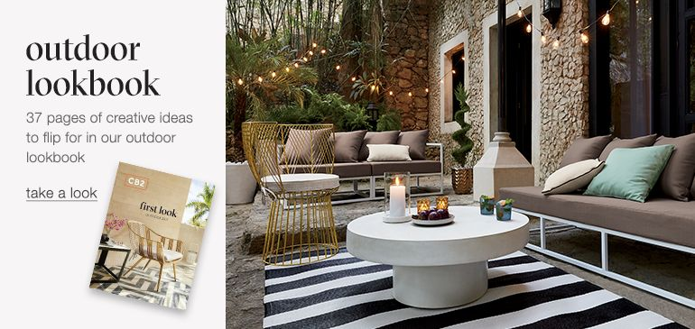 Unique Outdoor Furniture and Decor
