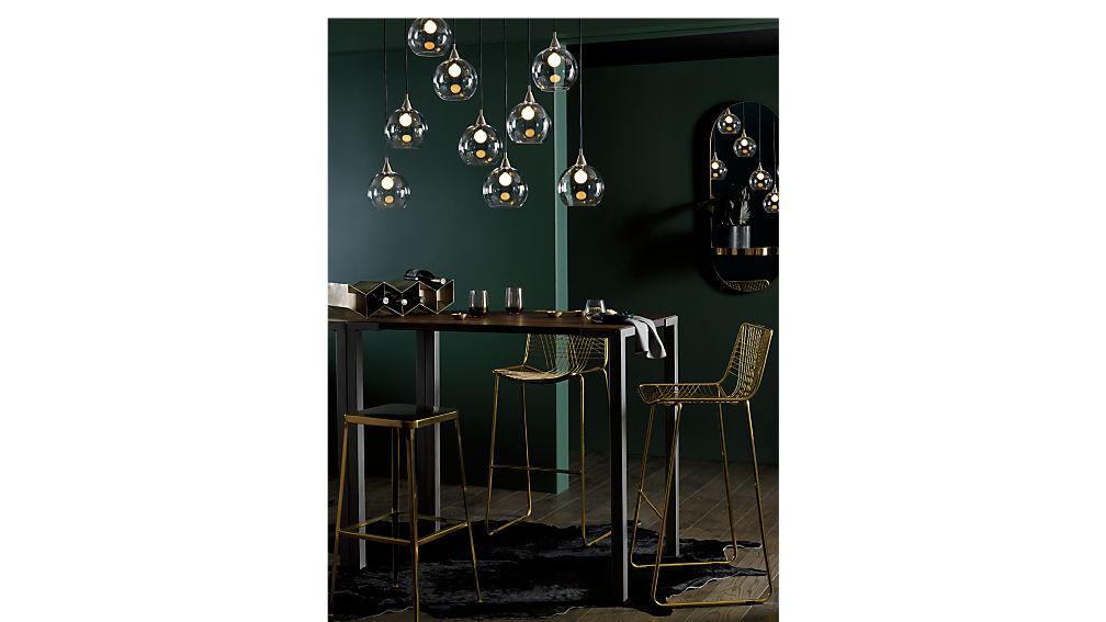 stilt 42quot high dining table CB2 : stilt42inhighdiningtableMR17 from www.cb2.com size 1008 x 567 jpeg 55kB