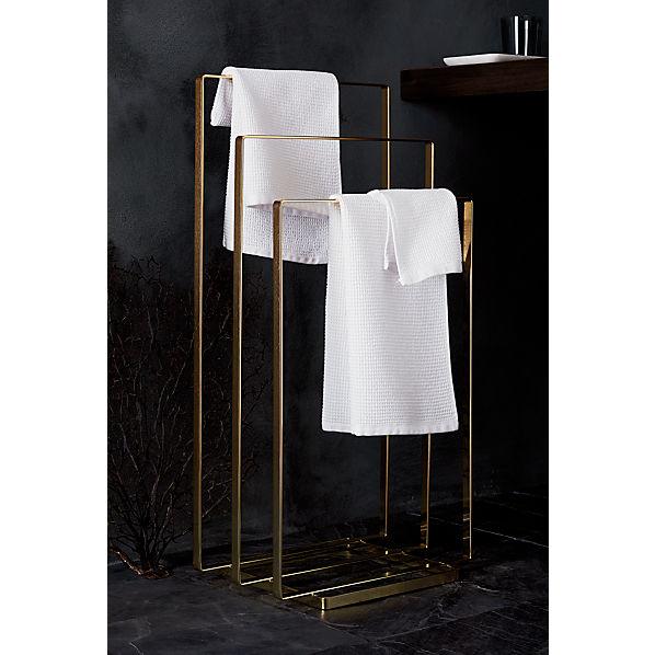 towelrackbrassJL17