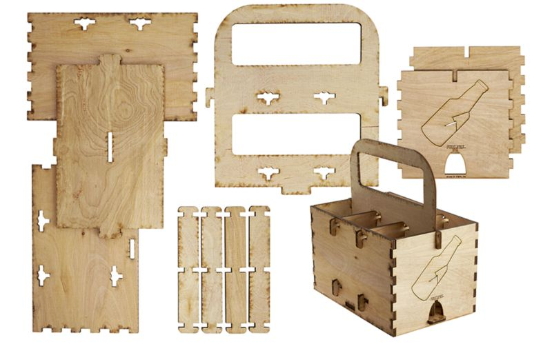 How a small Pittsburgh company crafts this DIY plywood kit perfect for ...